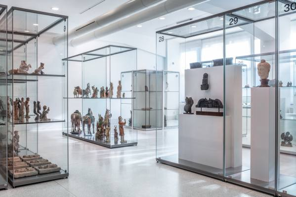 Open Storage of the Art of Asia