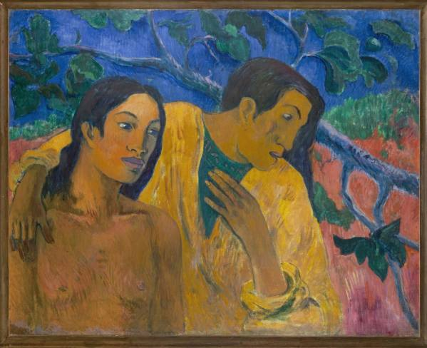 Paul Gauguin, Útěk, 1902