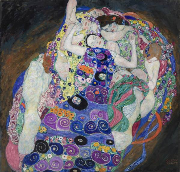 Gustav Klimt, Virgin, 1913