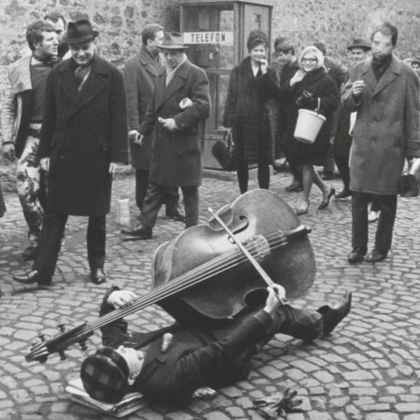 Milan Knížák, A Walk Around Nový Svět: A Demonstration for All the Senses, 1964