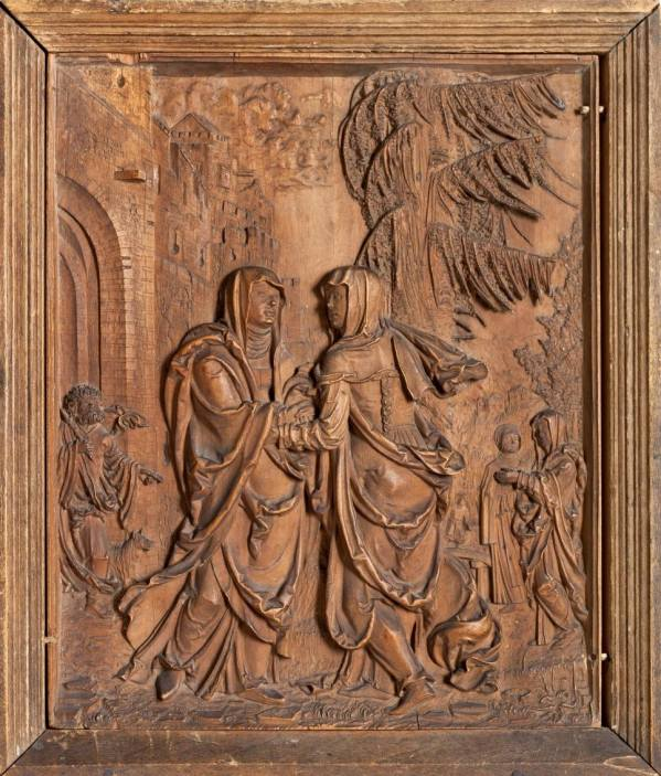 Monogrammist IP, Visitation, after 1521, NGP