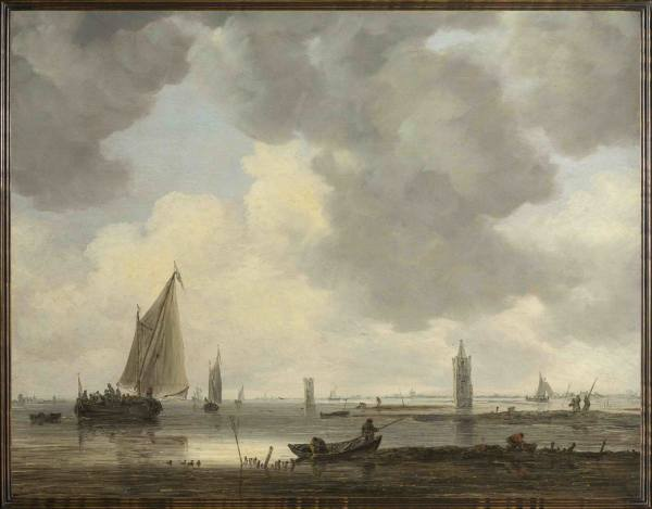 Paintings of the Dutch Old Masters were often forged… In the National Gallery Prague, however, most of these works are originals.
