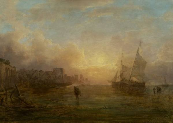 Seascapes and marine landscapes were frequently copied, imitated or forged.