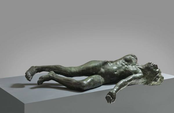 Auguste Rodin, The Martyr, 1885