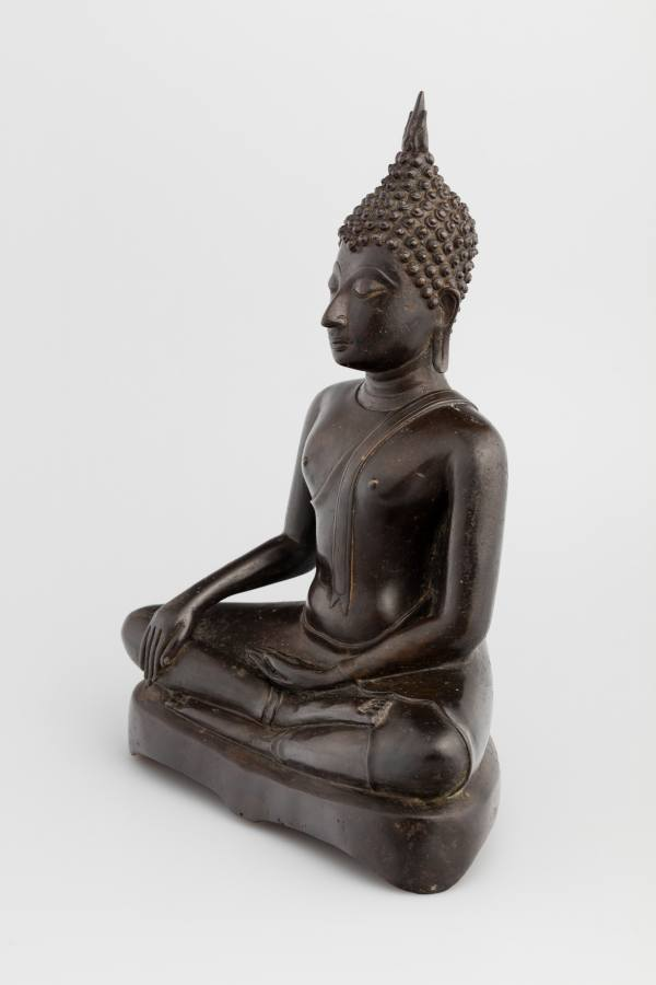 The Buddha Subduing Mara, Thailand, 14th–15th century