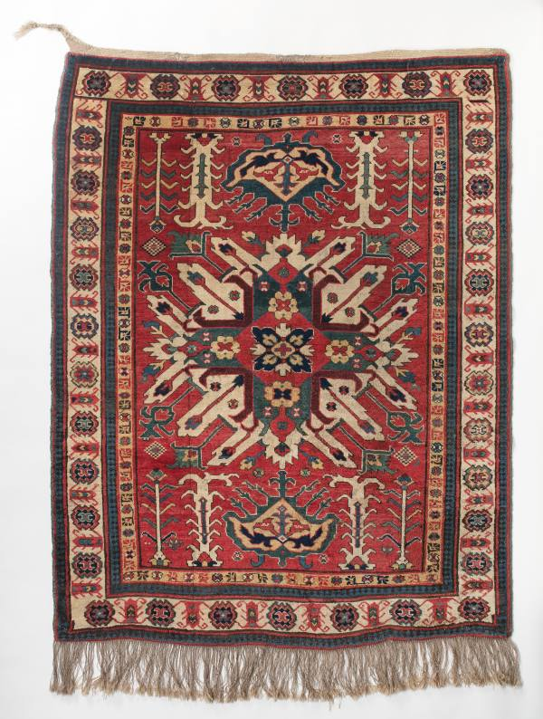 Chelaberd rug, The South Caucasus, Karabakh, mid-19th century